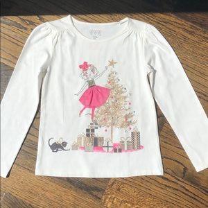 Christmas shirt size 6